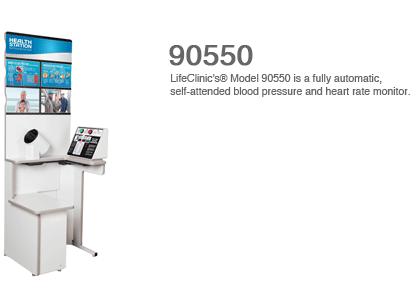 LifeClinic 90550 Blood Pressure Monitor