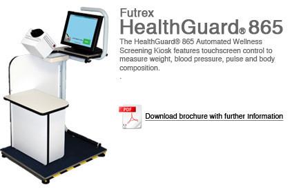 Futrex HealthGuard 865