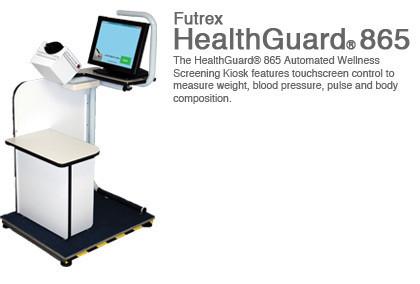 HealthGuard 865