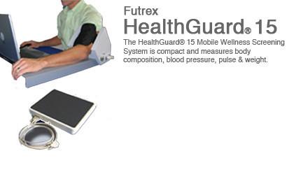 Futrex HealthGuard 15